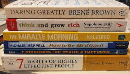 7 Books to live your life by